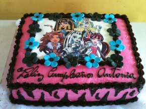 14. Monster high