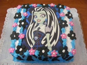 15. Monster high