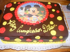 18. Mickey mouse