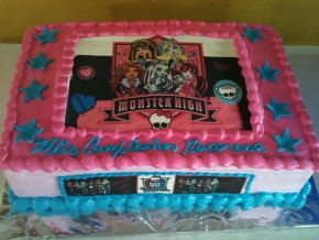 12. Monster high