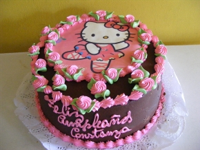 7. Hello kitty