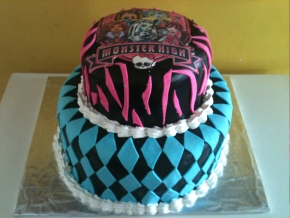 13. Monster high