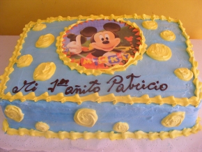 20. Mickey mouse
